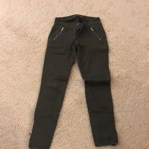 Gently worn army pants